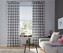 Vorhang, Streifen, my home Selection, Schlaufen 1