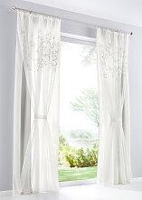 Vorhang Vintage (1er-Pack), beige (H/B: 175/130 cm)