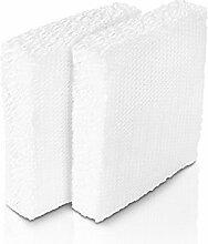 Vornado 701340 Humi Wick Filter  2-er Pack für Luftbefeuchter, weiß, 8,5 x 7,5 x 24,5 cm