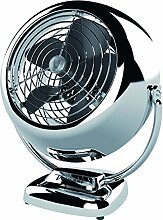 Vornado VFAN Retro Zirkulator Ventilator Chrome