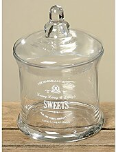Vorratsdose aus Glas Sweets 19cm