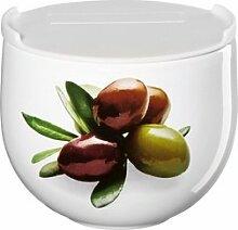 Vorratsdose Oliven