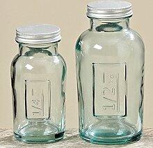 Vorratsdose Sepp Glasdose Vorratsglas Küche 0,35/1kg, 250/500ml mit Dekel (0.35kg) 2947200