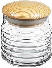 Vorratsglas 660cc. Glasdose Deko Glas Vorratsdose Vorratsbehälter