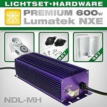 Vorschaltgerät Set Lumatek 600W NDL Set inkl.