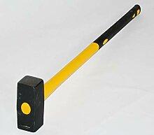 Vorschlaghammer 4 Kg Fiberglasstiel 80 cm