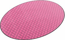 Vorwerk Bijou cross pink Kettelteppich Teppich