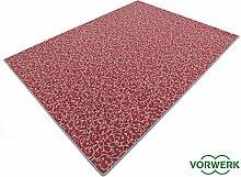 Vorwerk Bijou Royal rot Teppich   Kinderteppich   Spielteppich 200x250 cm Sonderedition