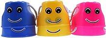 Vosarea 6 PCS Topfstelzen Kinder Stelzen Spielzeug