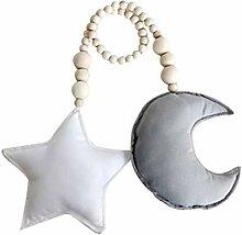 Vosarea Babybett Moon Star Mobile Babybett Sentido