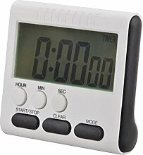 Vosarea Digitale Küchenkochtimer Countdown-Uhr