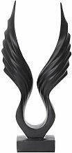 VOSAREA Engel Flügel Figur Nordischen Stil