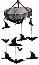 Vosarea Halloween Windspiele Fledermaus hängen