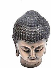 Vosarea meditieren shakyamuni Buddha Kopf Statue