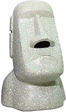 VOSAREA Moai Tissue Box Osterinsel Figur