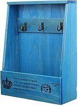 VOSAREA Wandschlüsselhalter Mail Organizer