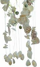 Vosarea Windspiele Nature's Melody Muschel