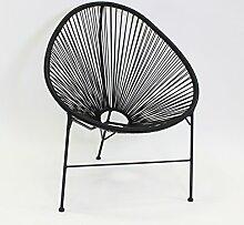 Voss Design 2er Set Stuhl Acapulco Papasansessel