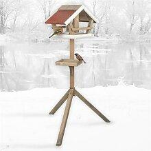 VOSS.garden Birdy - Vogelhaus inkl. Ständer