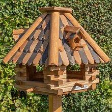VOSS.garden LilleHus - hochwertiges Vogelhaus mit