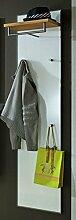 Voss-Möbel Garderobenpaneel VENTINA/SANTINA 42x170x27cm in der Farbe Taupe