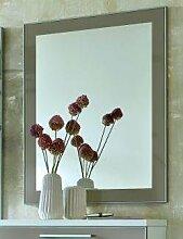 Voss-Möbel Spiegel VENTINA/SANTINA 60x77cm in der Farbe Anthrazi