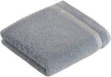 Vossen Handtuch, Baumwolle blau