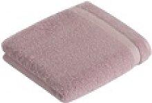 Vossen Handtuch, Baumwolle rosa