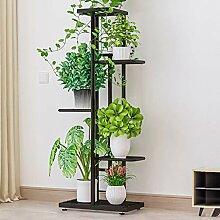 VOVEY Pflanzenständer, 5 Etagen, Eisen,