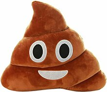 vovotrade Mini süße Emoji-Poop in gefüllt