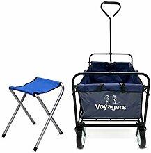 Voyagers: Allzweckwagen - Blaue Farbe mit