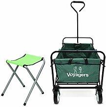 Voyagers: Allzweckwagen - grüne Farbe mit