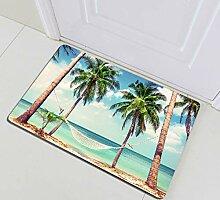 vrupi Einfache ins Stil Strandurlaub Palme