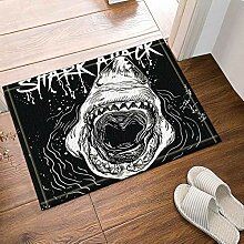vrupi Einfache Mode ins Stil Big Shark offen