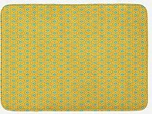 vrupi Geometrische Bad Matten Sommer Farbe