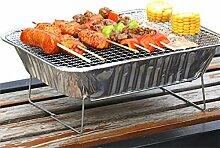 Vssictor BBQ Grill,Tragbare Grill-Werkzeugsätze,