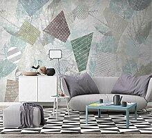 VVBIHUAING 3D Dekorationen Tapete Aufkleber Wand