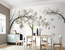 VVBIHUAING 3D Dekorationen Wand Aufkleber Tapete