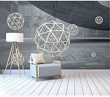 VVBIHUAING 3D Dekorationen Wand Tapete Wandbilder