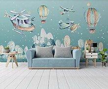 VVBIHUAING 3D Tapete Wand Wandbilder Dekorationen