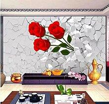 VVBIHUAING 3D Wand Wandbilder Dekorationen