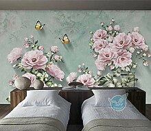 VVBIHUAING 3D Wandbilder Tapete Dekorationen Wand