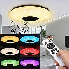 Vvciic Musik LED-Deckenleuchten,