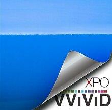 vvivid XPO glänzend Schlumpf blau riviera blue