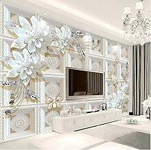 VVNASD 3D Aufkleber Tapete Dekorationen Wandbilder