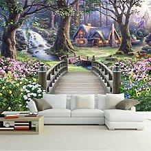 VVNASD 3D Dekorationen Tapete Wandbilder Aufkleber
