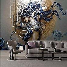 VVNASD 3D Tapete Aufkleber Dekorationen Wand