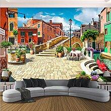 VVNASD 3D Tapete Wand Wandbilder Dekorationen