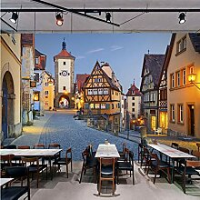 VVNASD 3D Wandbilder Aufkleber Dekorationen Tapete