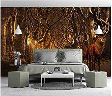 VVNASD 3D Wandbilder Dekorationen Aufkleber Tapete